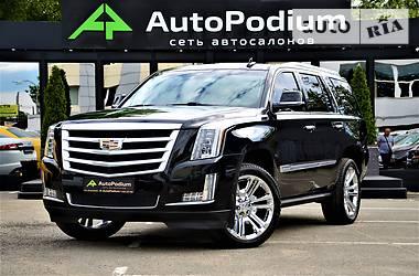 Внедорожник / Кроссовер Cadillac Escalade 2014 в Киеве