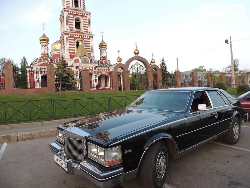Cadillac Seville 1985 в Харькове