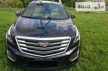 Внедорожник / Кроссовер Cadillac XT5 2017 в Луцке