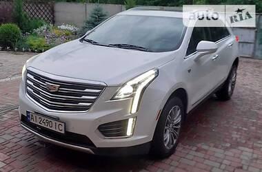 Внедорожник / Кроссовер Cadillac XT5 2016 в Харькове
