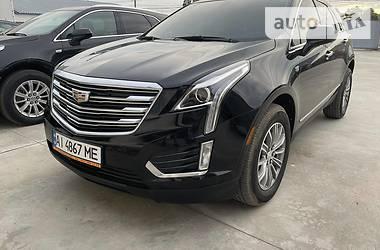 Внедорожник / Кроссовер Cadillac XT5 2017 в Киеве