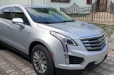 Внедорожник / Кроссовер Cadillac XT5 2017 в Ужгороде