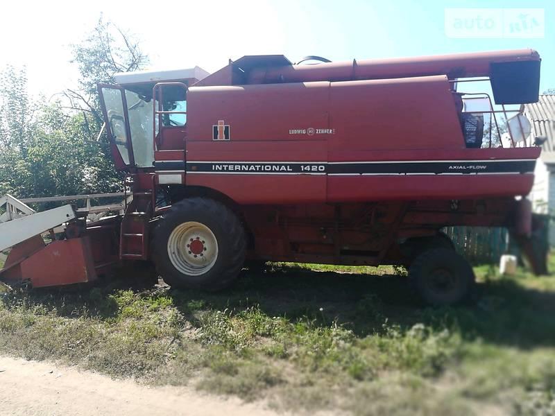Case 1460 1996 в Переяславе-Хмельницком