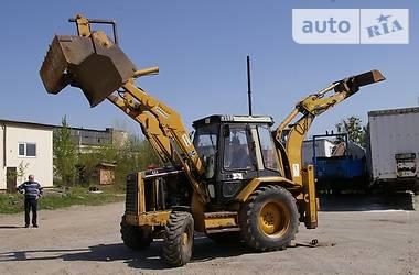 Caterpillar 428 1992 в Львові