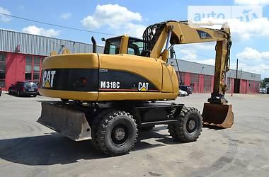 Caterpillar M318 2006 в Киеве