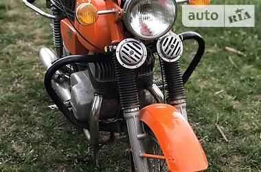 Cezet (Чезет) 350 1983 в Каменец-Подольском