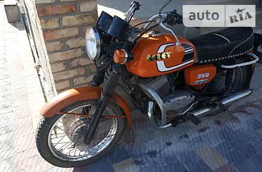 Cezet (Чезет) 350 1985 в Буську
