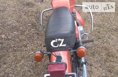 Cezet (Чезет) 350 1986 в Белополье