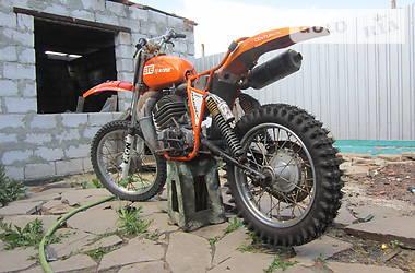 Cezet (Чезет) 500 1986 в Луганську