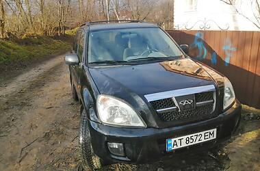 Универсал Chery Tiggo 2007 в Ивано-Франковске