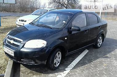 Chevrolet Aveo 2009 в Ужгороде