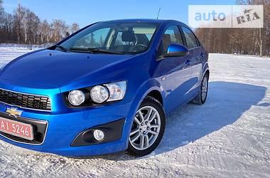 Chevrolet Aveo 1.6 LTZ 2012