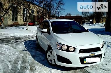 Chevrolet Aveo 1.6i 2012
