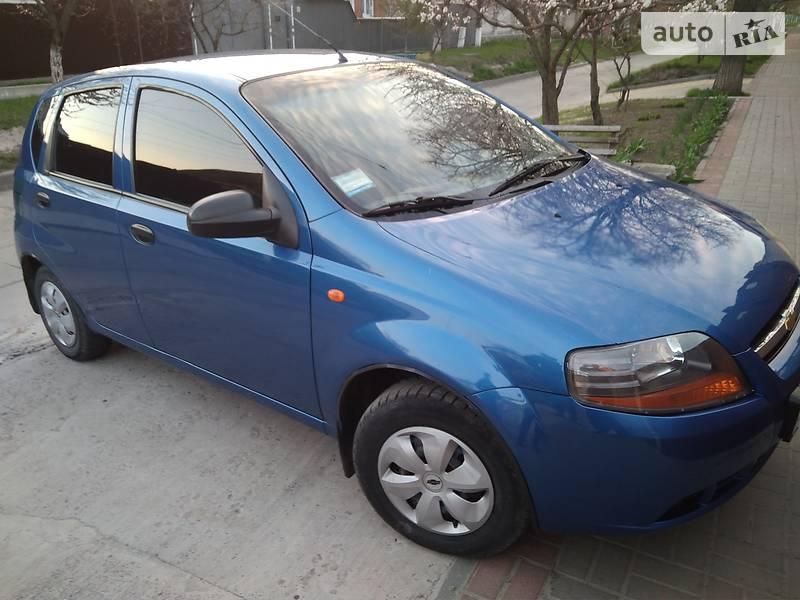 Chevrolet Aveo 2003 в Сумах