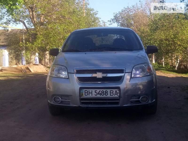 Chevrolet Aveo 2007 року