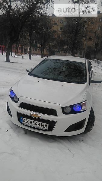 Chevrolet Aveo 2012 года в Харькове