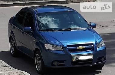 Chevrolet Aveo 2008 в Ровно
