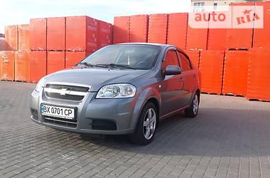 Chevrolet Aveo 2009 в Шепетовке