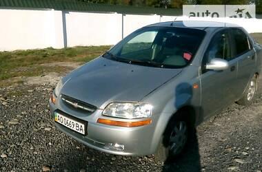 Chevrolet Aveo 2005 в Мукачево