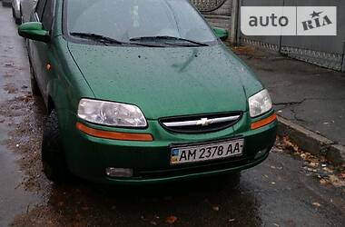 Chevrolet Aveo 2004 в Киеве