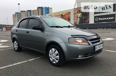 Chevrolet Aveo 2005 в Киеве