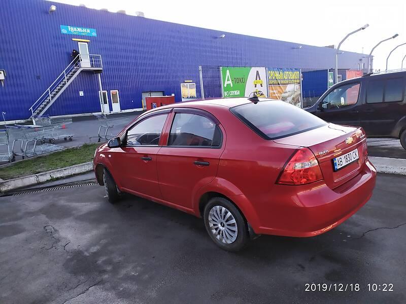 Chevrolet Aveo 2007 в Виннице