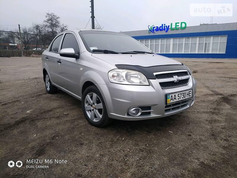 Chevrolet Aveo 2008 в Кропивницком
