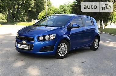 Chevrolet Aveo 2012 в Новограде-Волынском