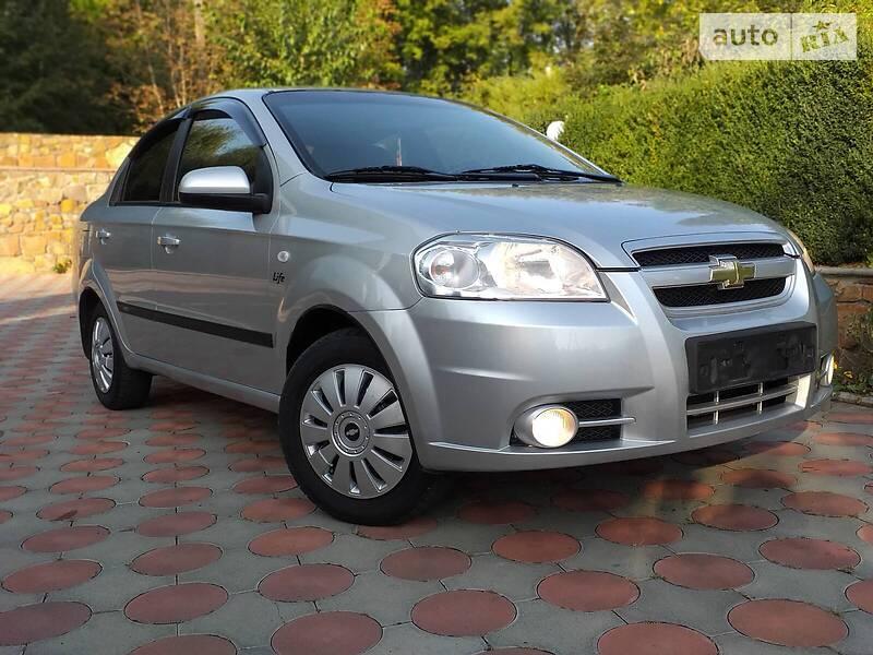 Chevrolet Aveo AC