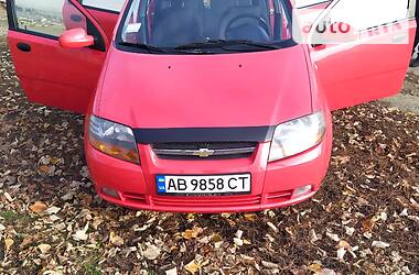 Chevrolet Aveo 2006 в Шаргороде