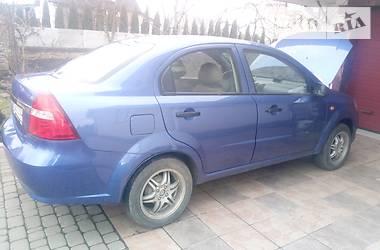 Chevrolet Aveo 2009 в Черновцах