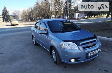 Седан Chevrolet Aveo 2008 в Кремінній