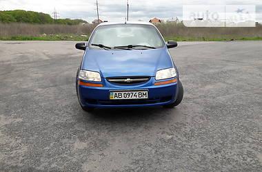 Седан Chevrolet Aveo 2004 в Виннице