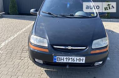 Седан Chevrolet Aveo 2005 в Одессе