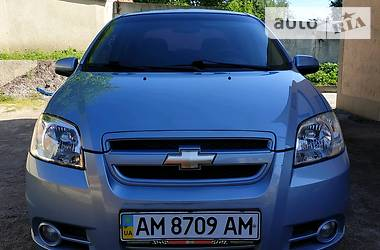 Седан Chevrolet Aveo 2007 в Коростене