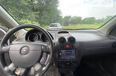 Седан Chevrolet Aveo 2006 в Кривому Розі