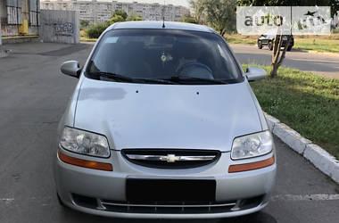 Седан Chevrolet Aveo 2005 в Херсоне