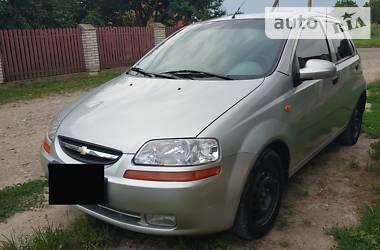 Хэтчбек Chevrolet Aveo 2004 в Ивано-Франковске