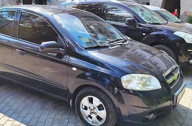 Седан Chevrolet Aveo 2007 в Луцке