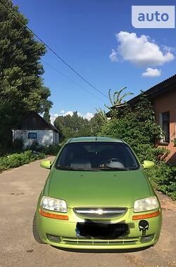 Хэтчбек Chevrolet Aveo 2005 в Киеве