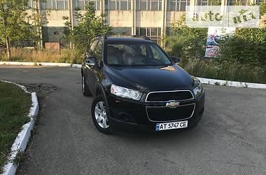 Chevrolet Captiva 2011 в Ивано-Франковске
