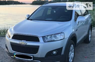 Chevrolet Captiva 2013 в Киеве