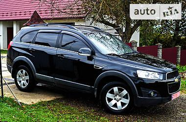 Chevrolet Captiva 2012 в Коломые