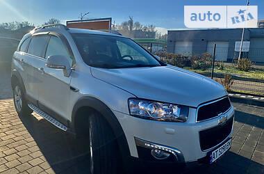 Chevrolet Captiva 2012 в Ивано-Франковске