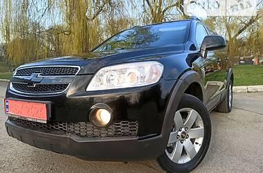 Chevrolet Captiva 2007 в Ивано-Франковске