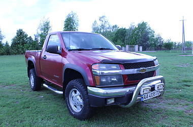 Chevrolet Colorado 2004 в Киеве