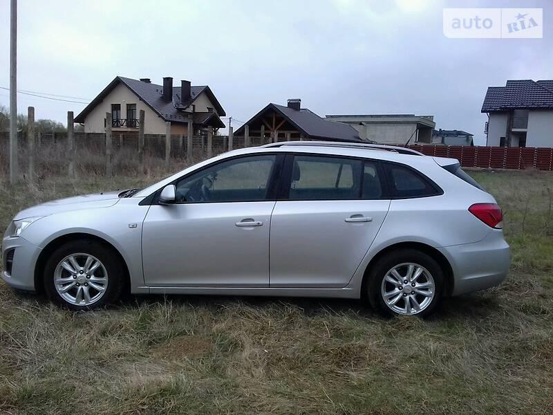 Унiверсал Chevrolet Cruze 2012 в Івано-Франківську