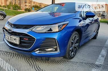 Хэтчбек Chevrolet Cruze 2018 в Львове