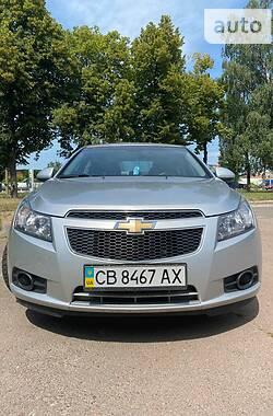 Седан Chevrolet Cruze 2012 в Чернигове