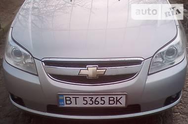 Chevrolet Epica  2007